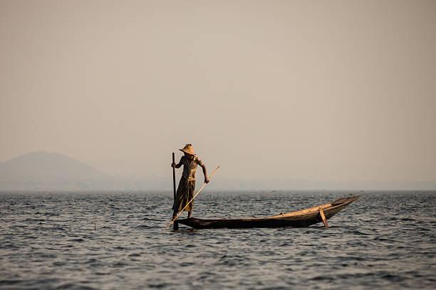 Pêcheur, Myanmar - Photo