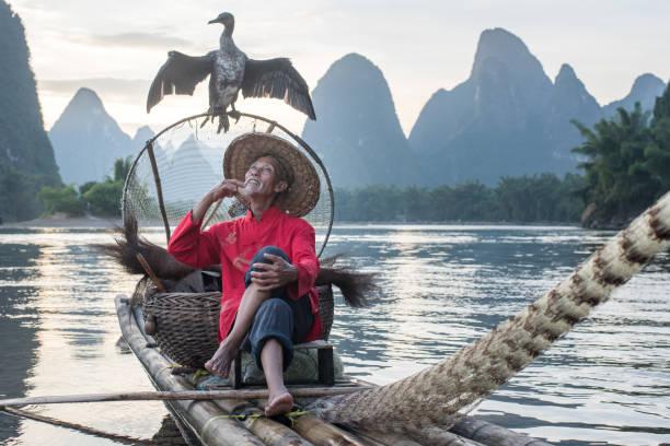 Fischer von Yangshuo – Foto