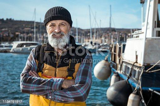 istock Fisherman 1134761517