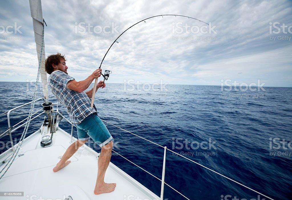 Pêcheur  - Photo