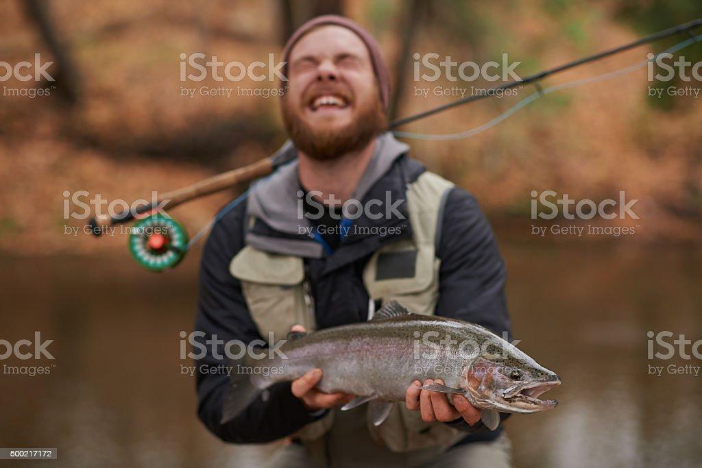 Fisherman's delight stock photo