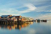 Fisherman's wharf (Monterey, California).