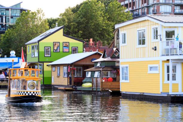 Fisherman's wharf stock photo