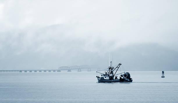 Fischerboot, Columbia River – Foto