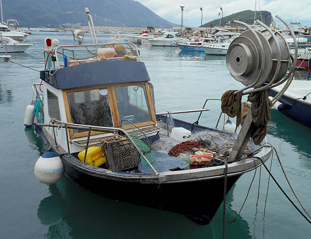 Best Fishing Boat Winch Stock Photos, Pictures & Royalty