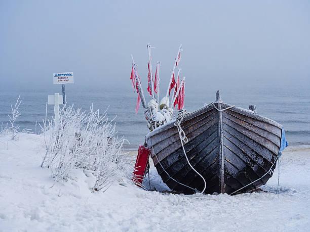 fischerboot - usedom stock-fotos und bilder