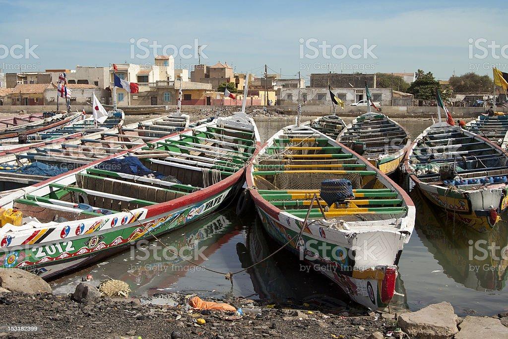 Bateaux de pêche - Photo