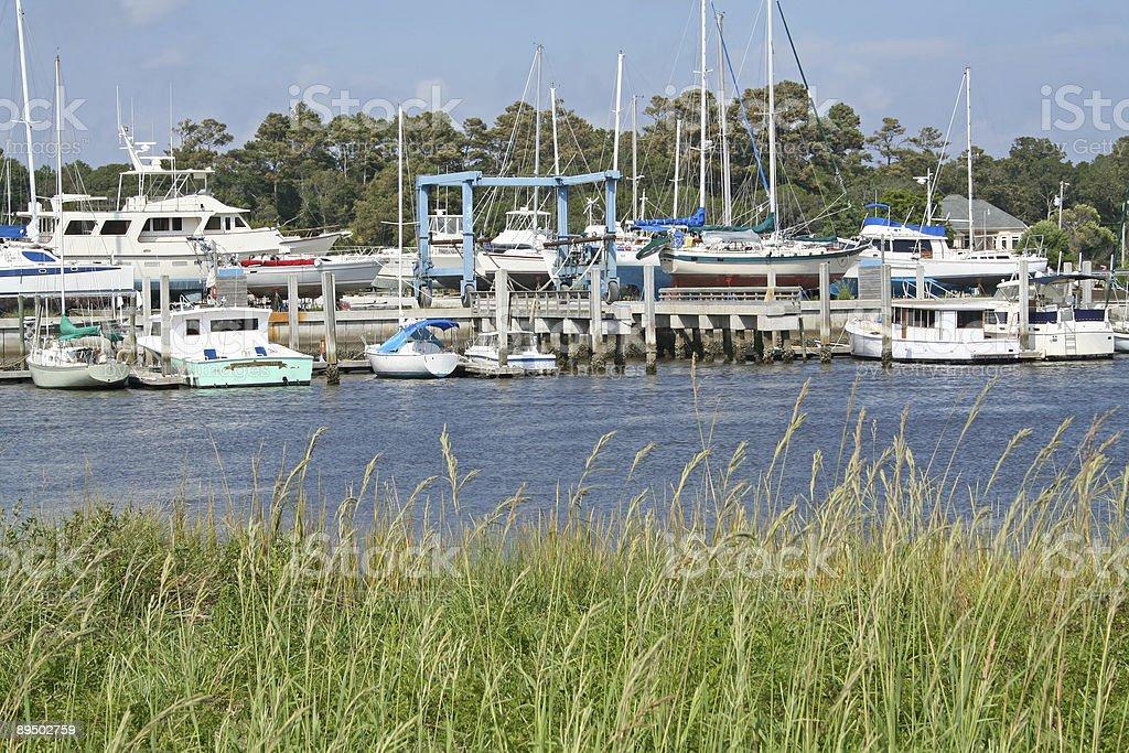 fishing boats royaltyfri bildbanksbilder