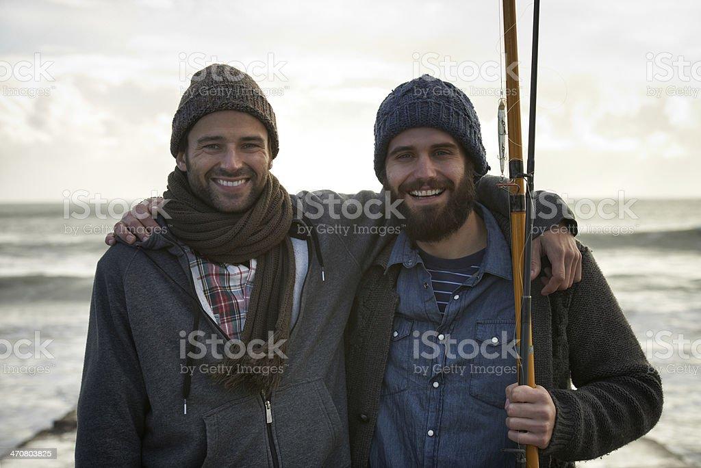 Blocs de pêche - Photo