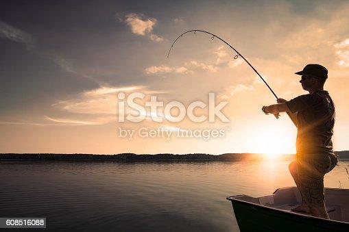 688562434 istock photo Fishing concepts. 608516088