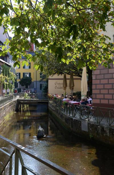 Fischerviertel in Freiburg – Foto
