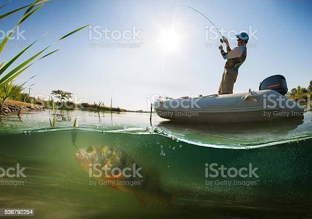 Fly Fishing for trout.