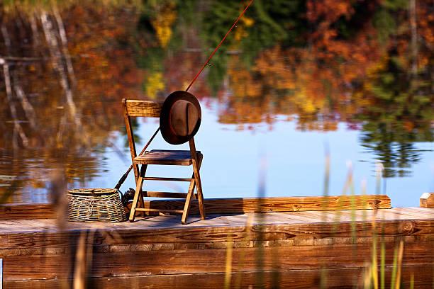 Fishing in Autumn