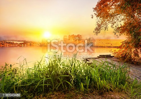 1094918172istockphoto Fishing in the fall 1182043480
