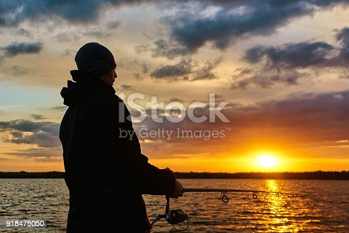 1030273092 istock photo fishing in the morning 918475050
