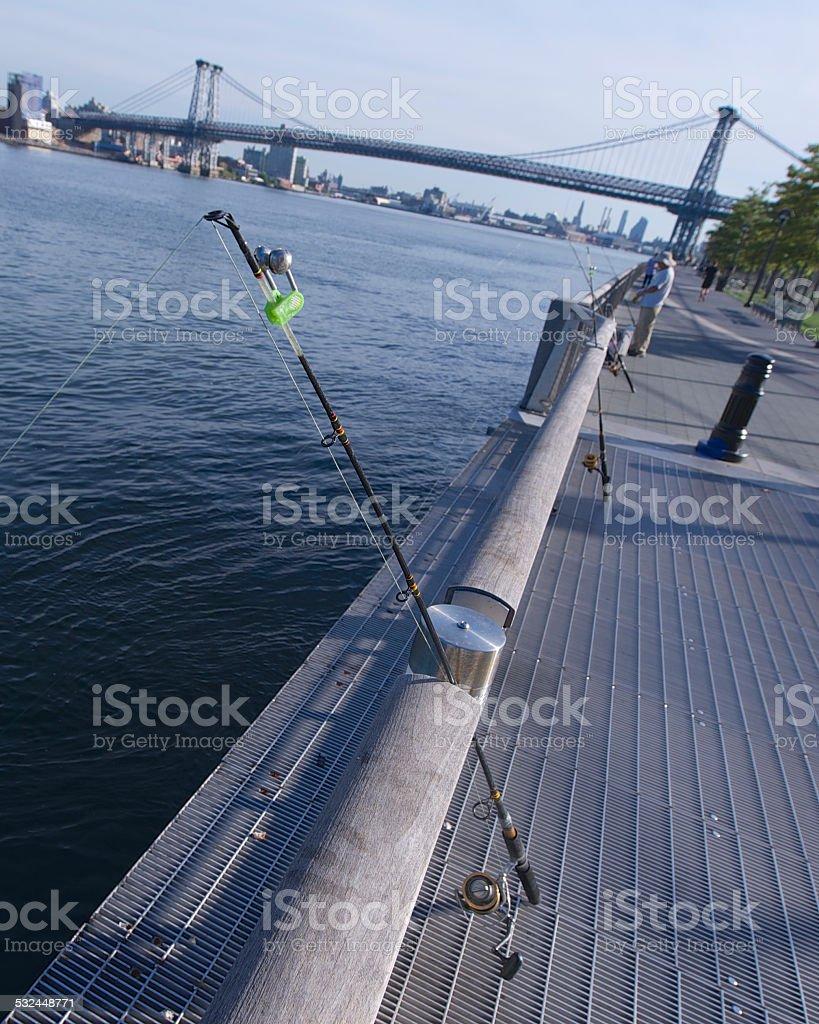 Fishing line – Foto