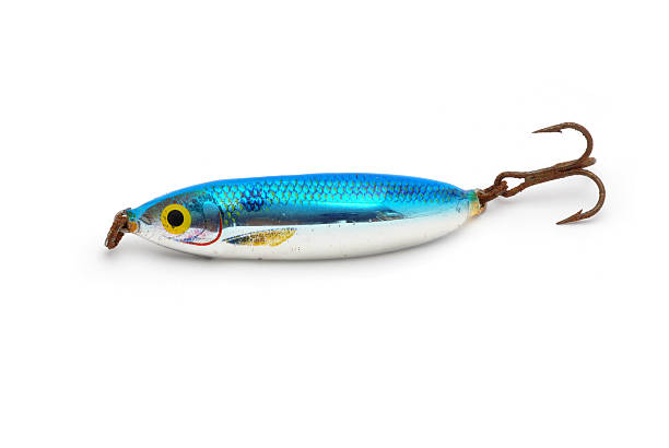 Fishing lure  fishing bait stock pictures, royalty-free photos & images