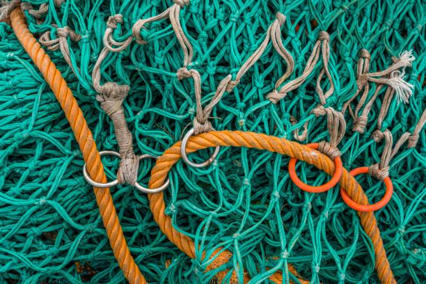 Fischernetz – Foto