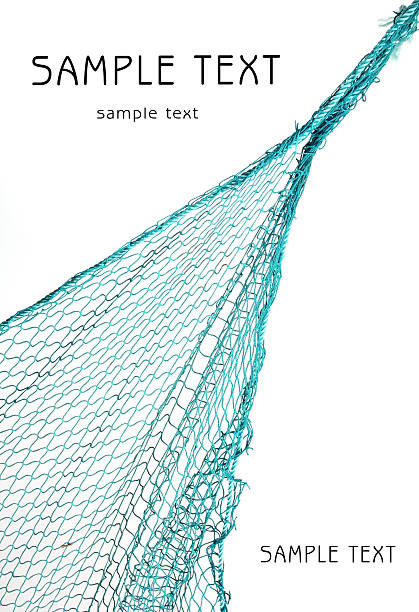 Fishing net Fishing net with space for your text. fishing net stock pictures, royalty-free photos & images