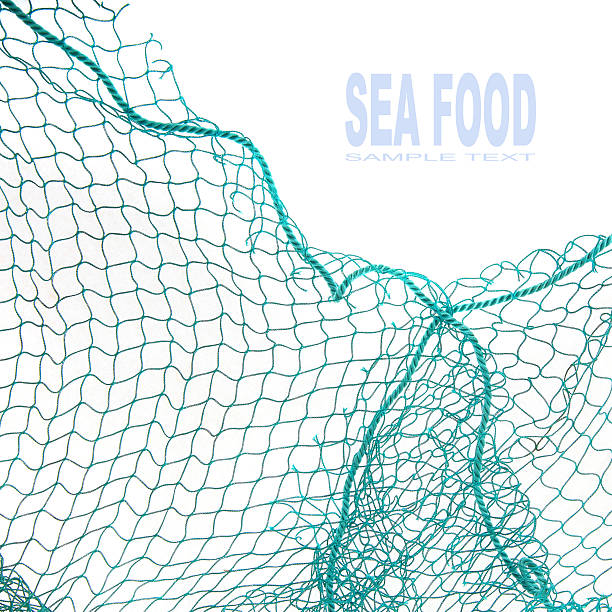 Fishing net. Fishing net with space for your text. fishing net stock pictures, royalty-free photos & images