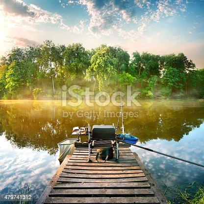 1094918172istockphoto Fishing on pond 479741312