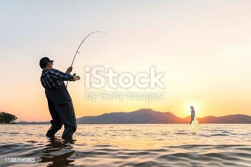 istock Fishing 1138206963