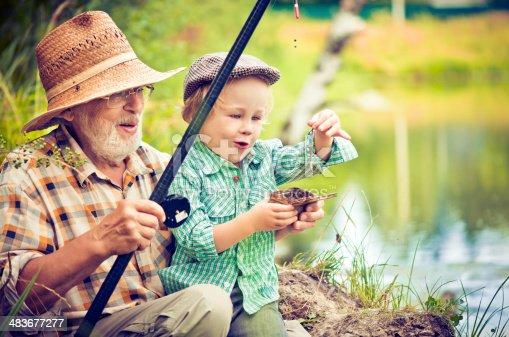 istock Fishing 483677277