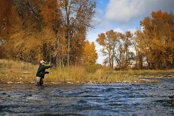 La pêche de la rivière Provo - Photo