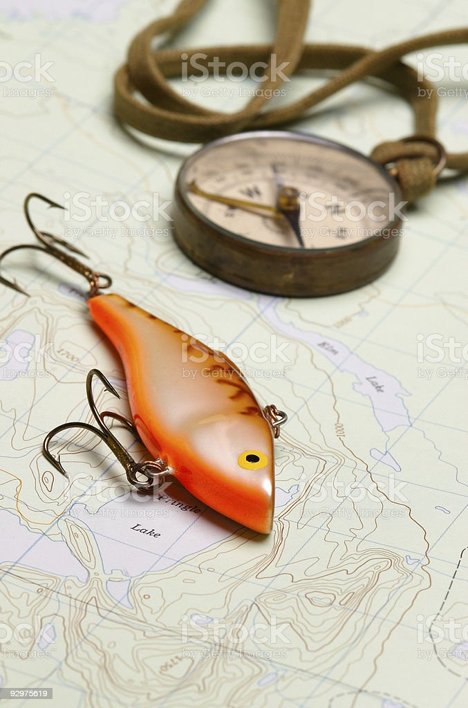 fishing trip 4 royalty-free stock photo