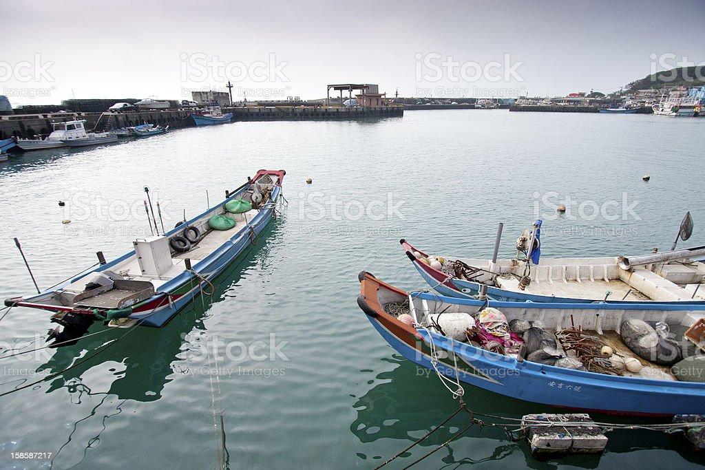 fishing vessel royalty-free stock photo