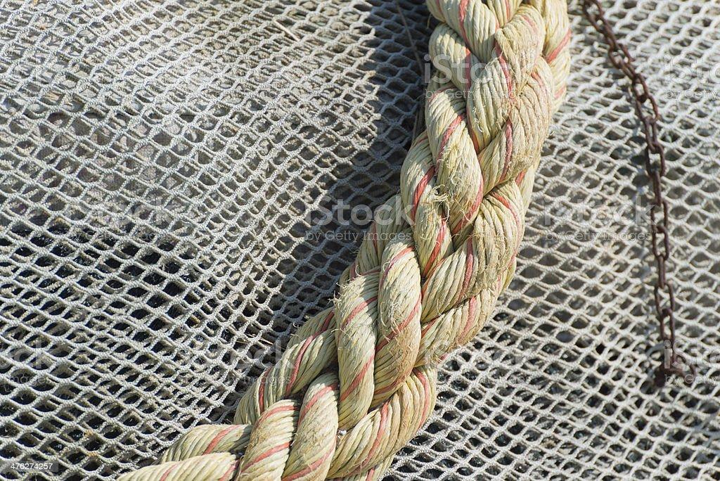 fishnet royalty-free stock photo