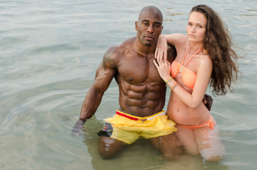 Black dating female male white Types of