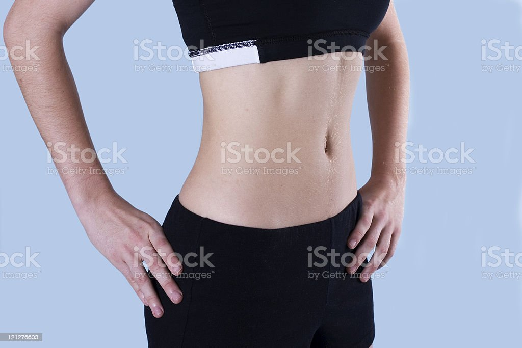 Fit stock photo