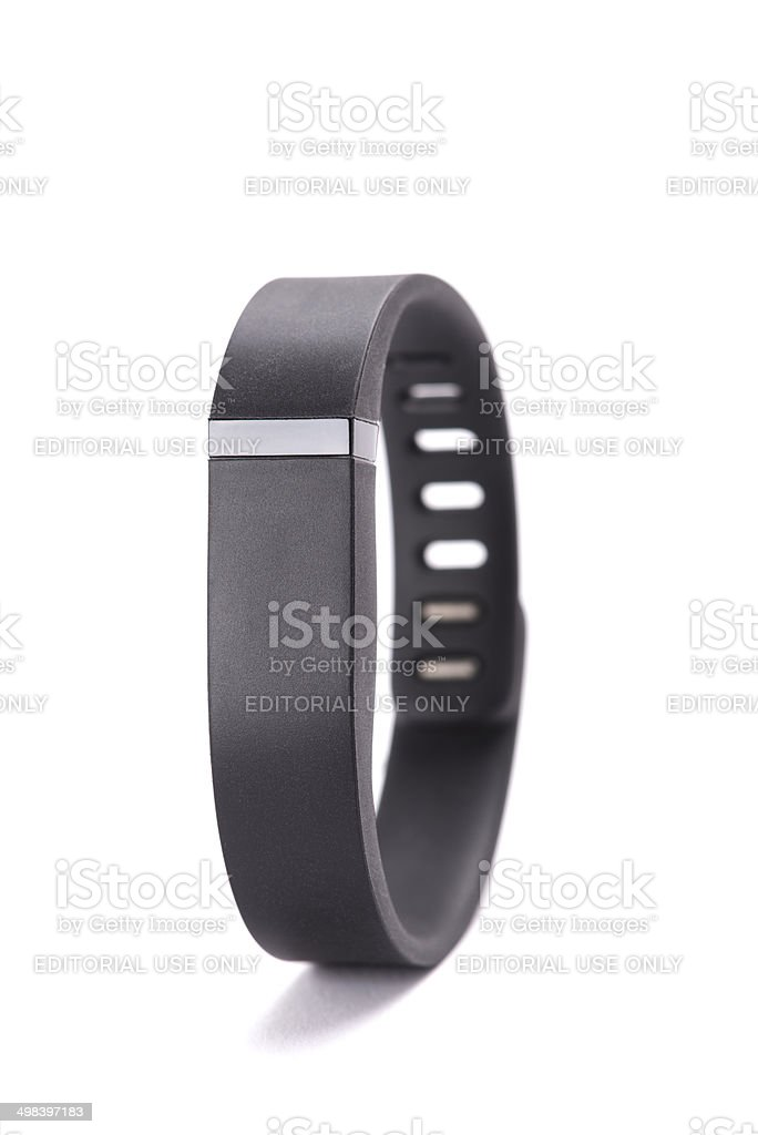 Fitbit Flex - Activity and Sleep Tracker royalty-free stock photo