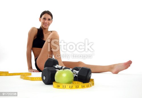 91837830istockphoto Fitness and a healthy diet bring great results 91720208