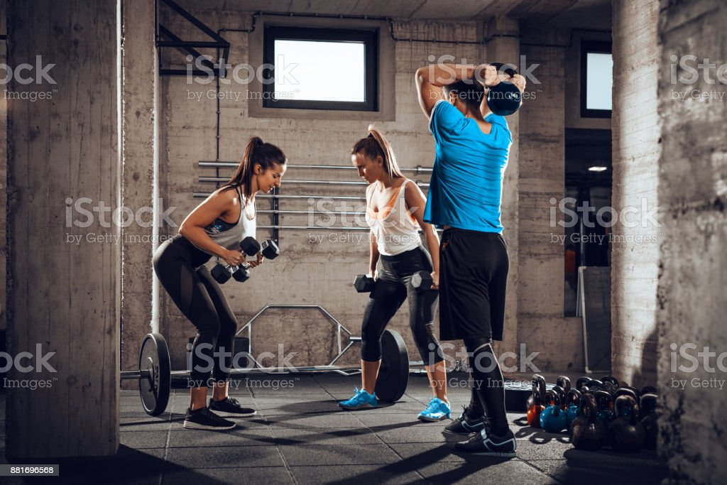Fitness and Exercise stock photo