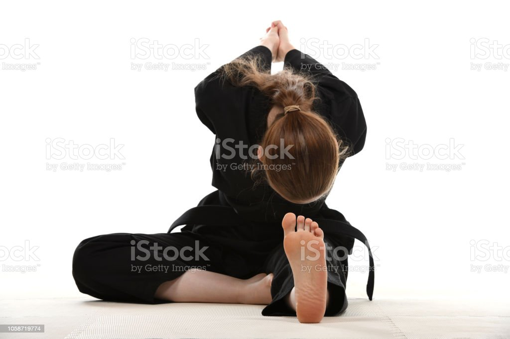 Fitness and Flexibility stock photo