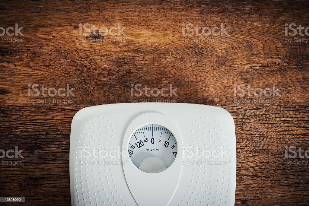 Concepto de ejercicios y pérdida de peso - foto de stock