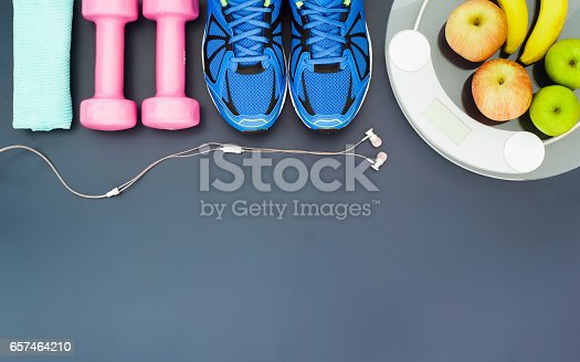 istock Fitness and weight loss concept, 657464210