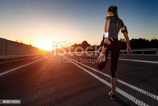 istock Fitness and workout wellness concept. 608516034