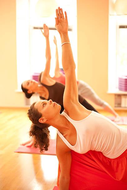 Yoga instructor – Foto