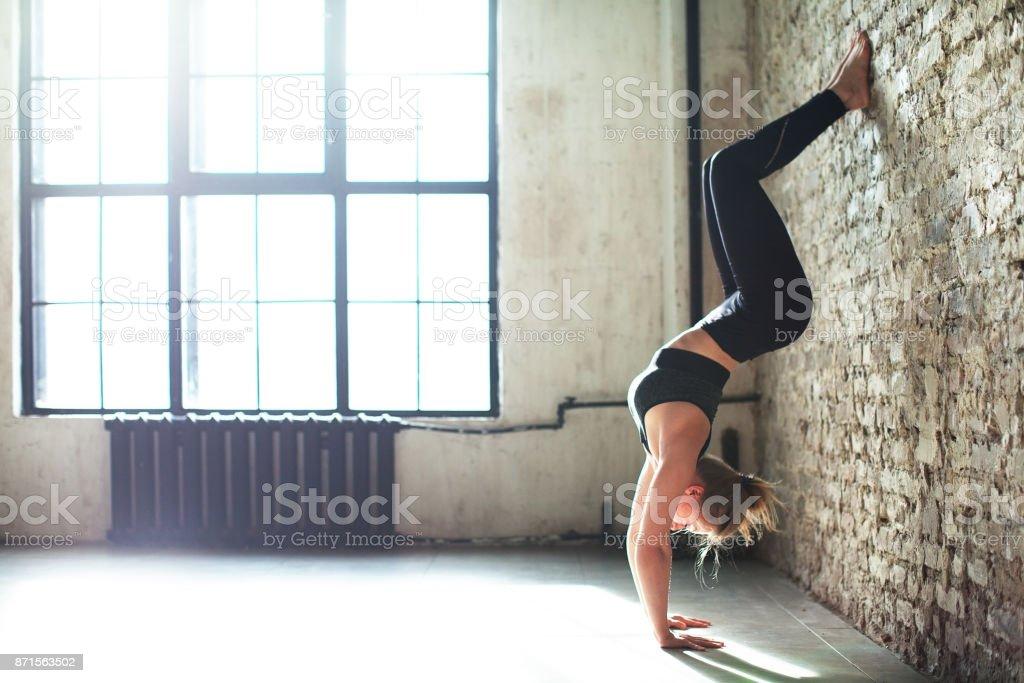 Fitness Classes stock photo