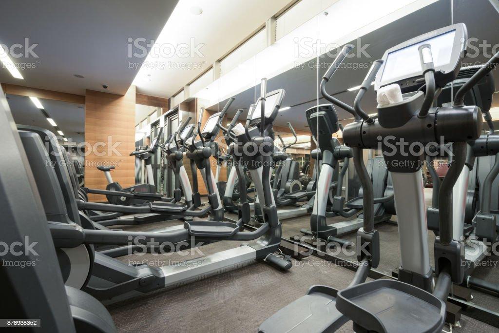 Cool Fitness Club In Luxury Hotel Interior Stock Photo Download Interior Design Ideas Skatsoteloinfo