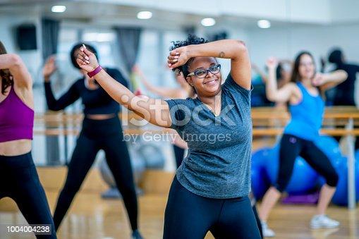 897892972 istock photo Fitness For Women 1004004238