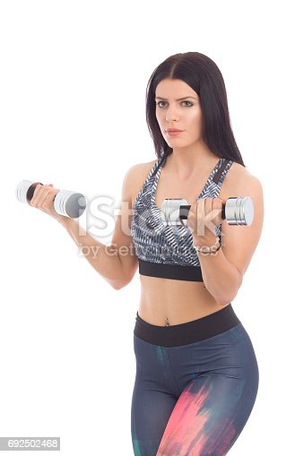 509796496istockphoto Fitness girl 692502468