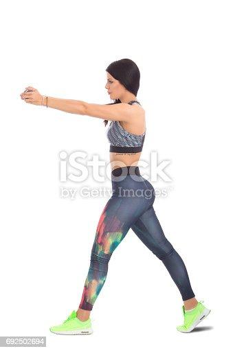 509796496istockphoto Fitness girl 692502694