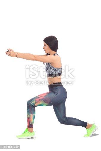 509796496istockphoto Fitness girl 692502742