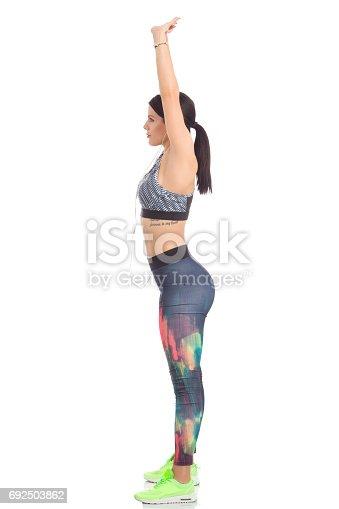 509796496istockphoto Fitness girl 692503862