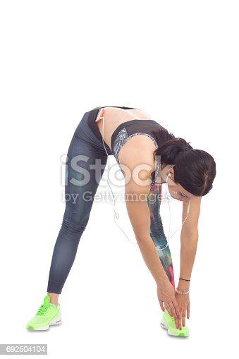 509796496istockphoto Fitness girl 692504104