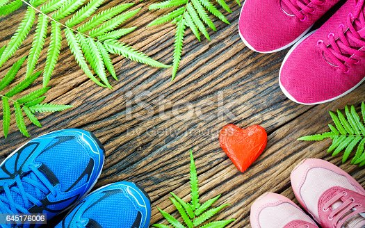 istock Fitness, healthy and active lifestyles Family Concept 645176006